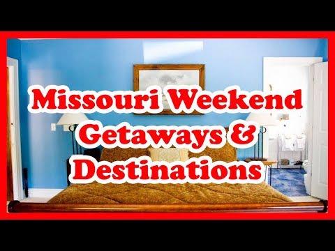 5 Best Missouri Weekend Getaways & Destinations   Love is Vacation