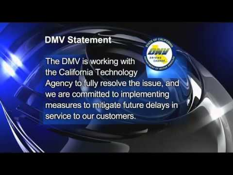 Call Kurtis Investigates DMV Computer Problems Force Customers To Face Late Fees June 29 2012