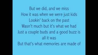 Memories Are Made Of Luke Combs Lyrics mp3