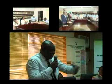 JAMB visits Lagos State Ministry of Education - JAMB Exams On Internet - e Computer Testing Part 2