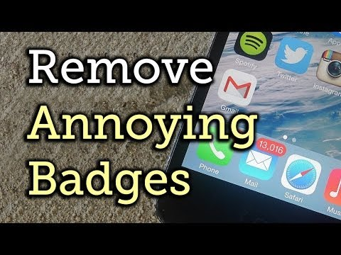 Disable the Annoying Badge Alert Icons for Apps in iOS 7 - iPad, iPhone, iPod touch [How-To]