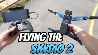How To Fly The Skydio 2