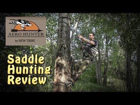 Aero Hunter Kestrel Review - Saddle Hunting