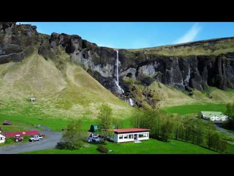 Iceland in 4K: Drone Footage (2017)