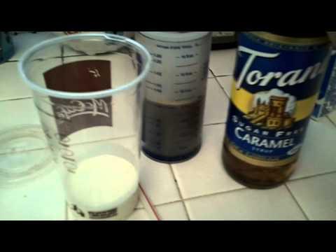 S/F Vanilla Iced Coffee Recipe