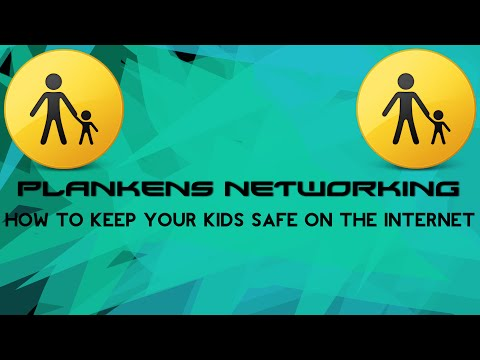 Parental Controls – How to block illegal downloads