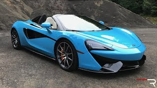2018 McLaren 570S Spider – The Perfect Supercar For The Money?