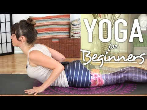 Yoga For Neck Pain - Upper Back, Shoulders, & Neck Stretches For Pain & Tension