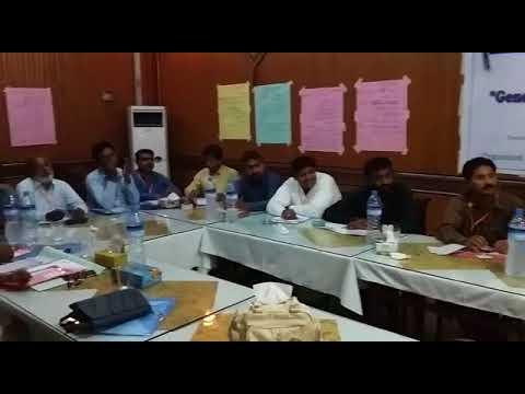 Two Days Teachers Training on Gender Justice, Gender Equality and Gender Based Violence