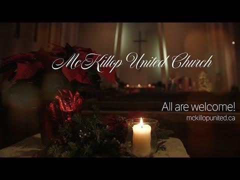 McKillop United Church - Christmas Eve