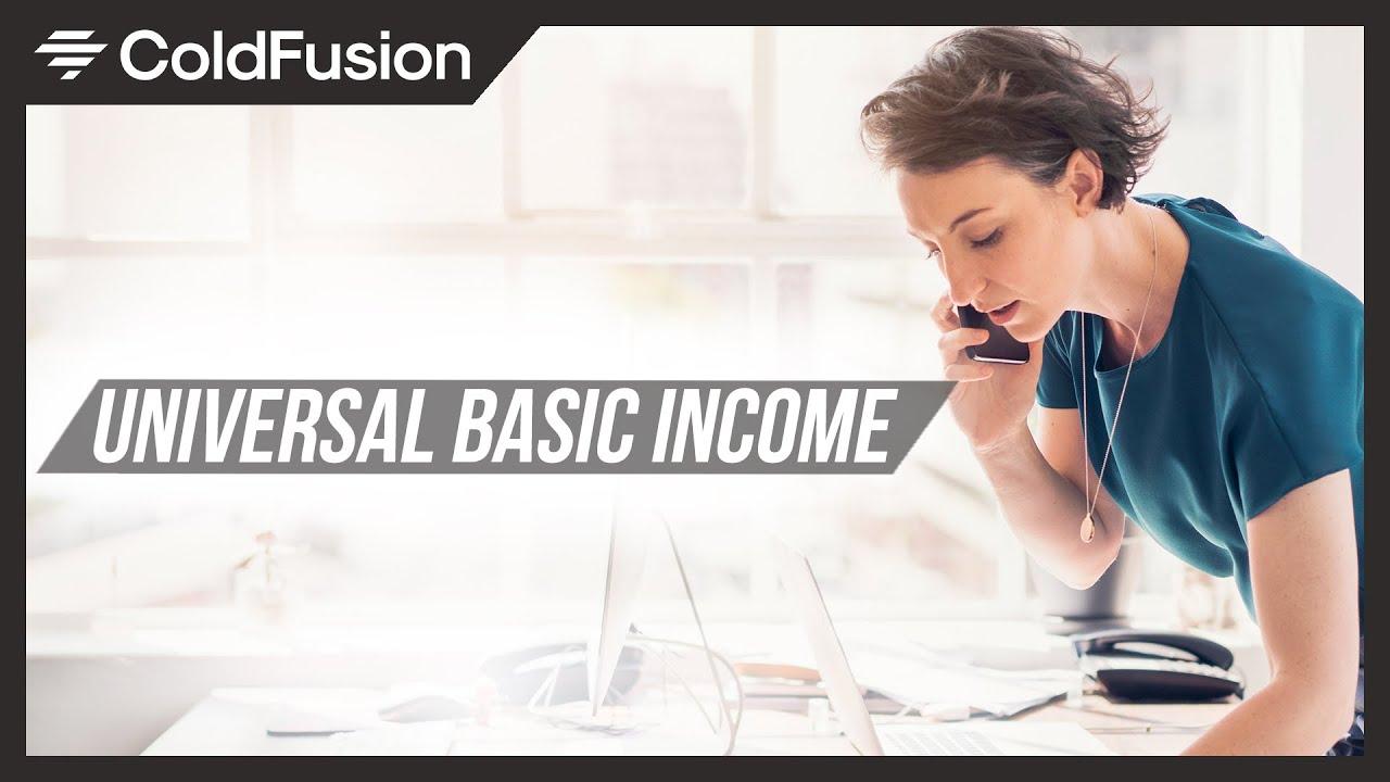 Universal Basic Income (UBI)  - Life After Automation