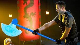 Download Sub-Zero's Ice Axe   The Science of Mortal Kombat Video