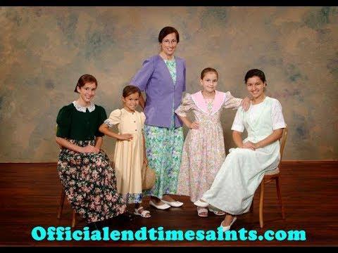 MODEST DRESSING FOR CHRISTIAN WOMEN (Official End Time Saints)