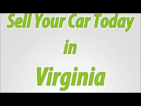 Sell A Car in Virgina