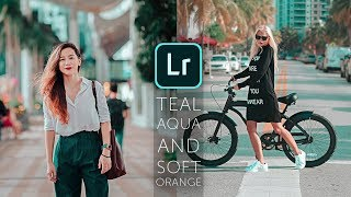 Free Aqua & Brown Preset For Lightroom Mobile | Aqua & Brown