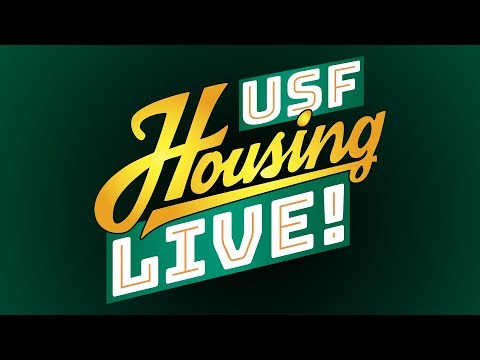 USF Housing LIVE! - 101