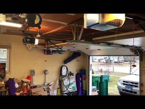 Belt vs Chain Driven Garage Door Opener