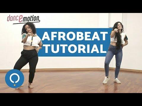 Afrobeats Dance Tutorial -  Learn Zonto steps: Amanda