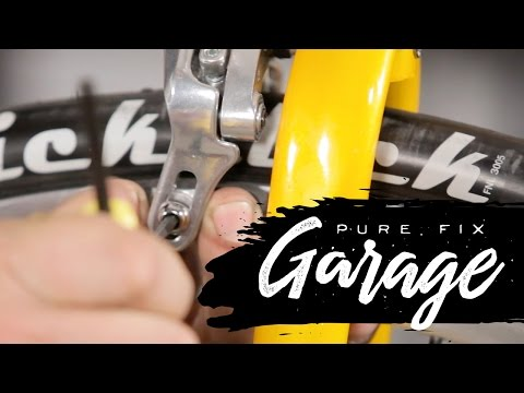 The Brake Job - How to Tune and Fix your Bike's Brakes