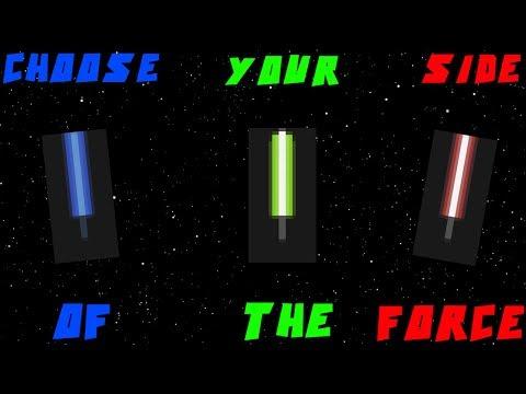 Star Wars Lightsaber in Minecraft | Minecraft Banner Tutorials | TheFuriousKnight
