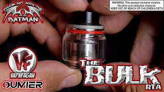 THE HIVE 30MM RTA by CLOUD CHASERS INC / FULL REVIEW