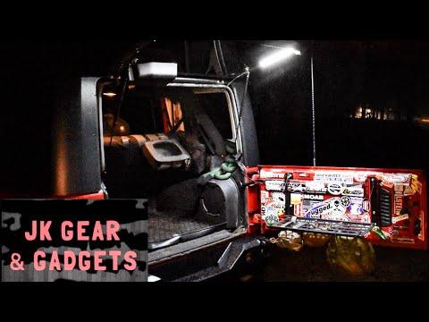 Jeep Rear Hatch Light Mod | My favorite lighting mod to the Jeep