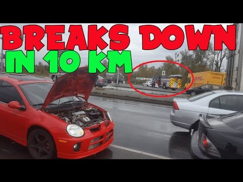 Buying a Craigslist CAR BREAKS DOWN Driving Home!!!!!!!!