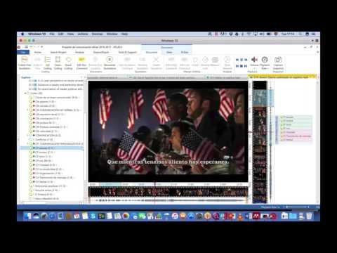 Webinar gratuito ATLAS.ti 8 Windows  - 18 de Abril 2017