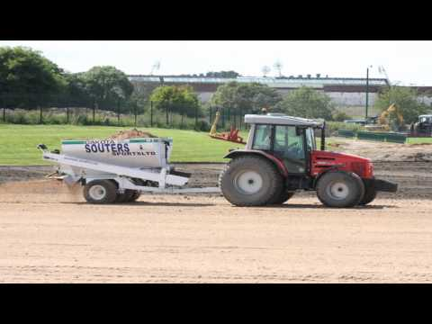 Sherriff Amenity Academy - How to choose the correct grass seed for your football pitch