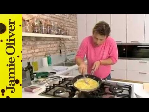 Jamie Oliver on making the perfect omelette - Jamie's Ministry of Food