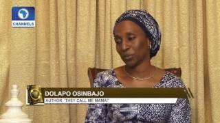 Wife Of Vice President, Dolapo Osinbajo Talks About 'They Call Me Mama'