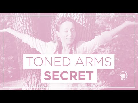 The Secret Of Toned Arms Every Woman Should Know http://faceyogamethod.com/ - Face Yoga Method