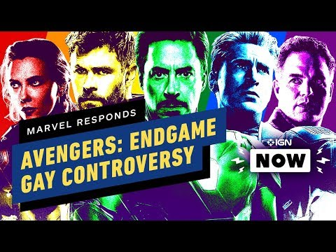Xxx Mp4 Marvel's Kevin Feige Responds To Gay Controversy In Avengers Endgame IGN Now 3gp Sex