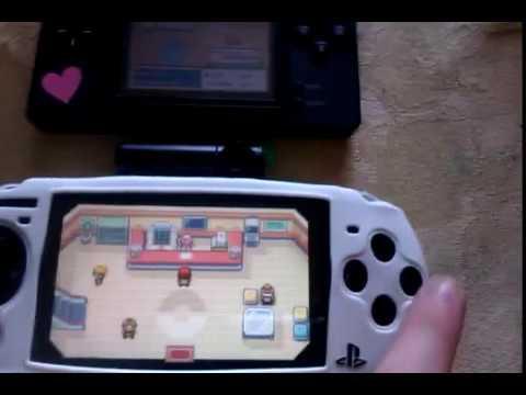 Sony PSP GBA Emulator, Vs. - Nintendo DS GBA Emulator!