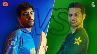 India Vs Pakistan - Rapbaazi | World Cup Special | Ft. Ali Gul Pir | Being Indian