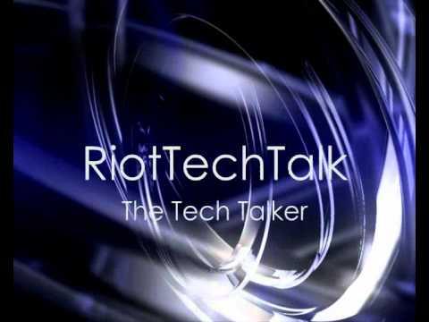 RiotTechTalk - Intro Test