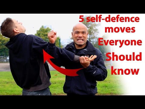 Xxx Mp4 5 Self Defence Moves Everyone Should Know Master Wong 3gp Sex