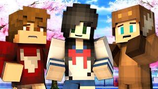 Minecraft PRISON - SENPAI STALKER!? (Minecraft Roleplay) Day 3