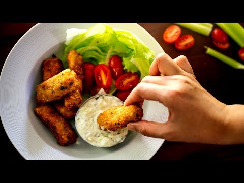 Easy Homemade Fish Fingers Recipe