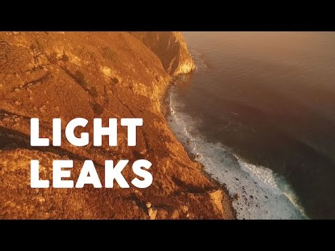 Working With Light Leaks (Premiere Pro)