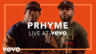 PRhyme - Rock It (Live at Vevo)