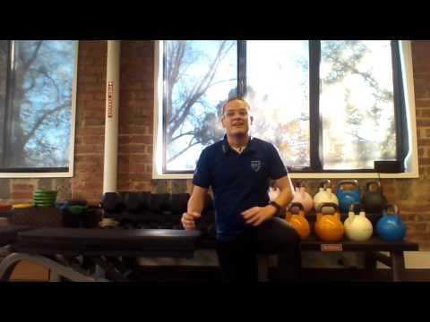 Biceps/T-Rex DOMS pain-relief