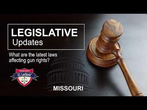 Missouri Legislative Updates 2017