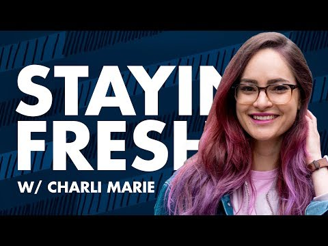 Tips On How To Thrive As An In-House Designer featuring Charli Marie