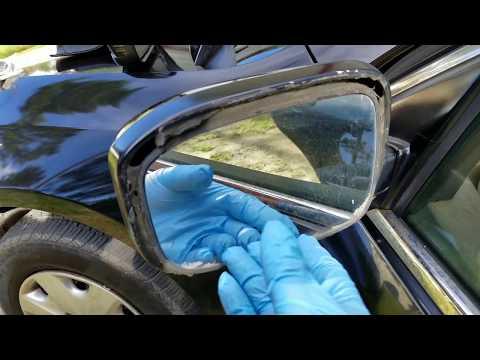 03-06 Honda Accord mirror replacement