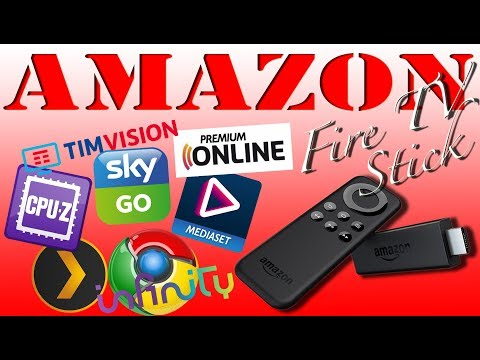 📽📺 Amazon fire Tv Stick + TimVision, Sky Go, Mediaset On Demand, Infinity... e molte altre! 📺📽