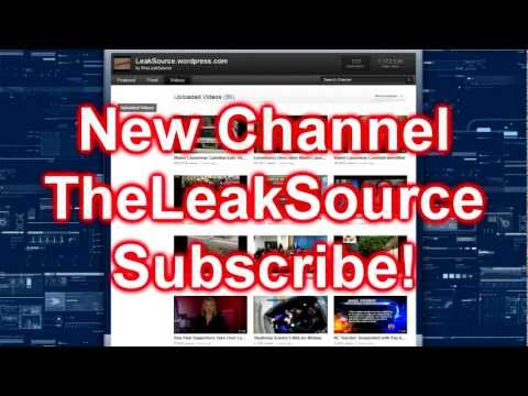 New Channel TheLeakSource SUBSCRIBE!