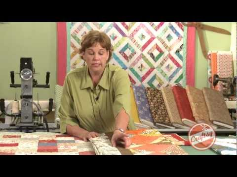 How To Add Borders to Your Quilts with Jenny Doan from Quilting Quickly