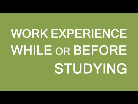 Work experience for immigration to Canada: before, while and after studying. LP Group