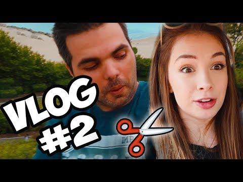 VLOG #2 | I CUT OFF MY HAIR ?! | Denitslava